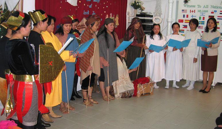 Grace Church 15 - Christmas 2006
