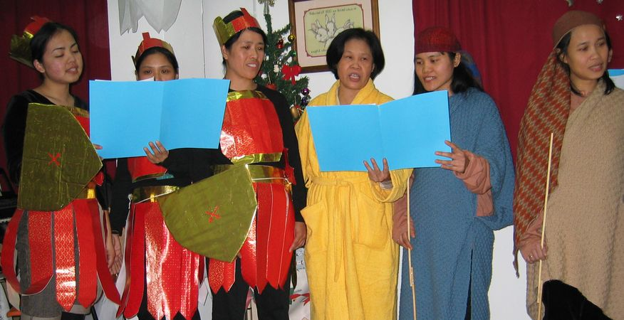 Grace Church 16 - Christmas 2006