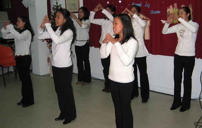 Grace Church 18 - Christmas 2006