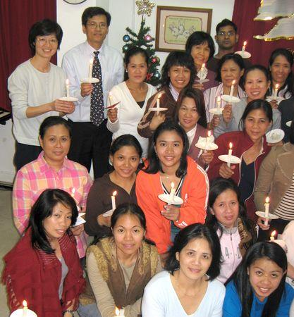 Grace Church 22 - Christmas 2007
