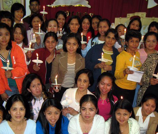 Grace Church 23 - Christmas 2007
