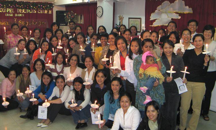 Grace Church 25 - Christmas 2007