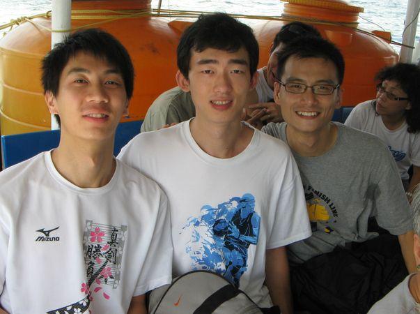 Mongkok Church Boat Trip 2
