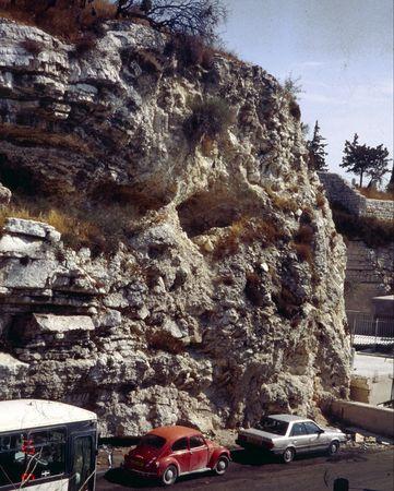 Garden Tomb in Jerusalem 1